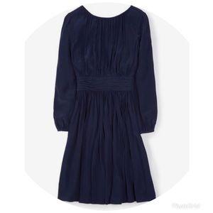 BODEN Navy Selina Dress